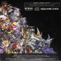 Dissidia: Final Fantasy (Limited Collector's Edition) PSP Other Mini CD Sleeve - Back