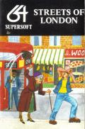 Streets of London Commodore 64 Front Cover