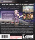 Star Ocean: The Last Hope - International PlayStation 3 Back Cover
