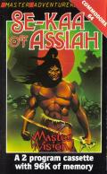 Se-Kaa of Assiah Commodore 64 Front Cover