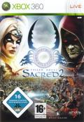 Sacred 2: Fallen Angel (Collector's Edition) Xbox 360 Other Keep Case - Front