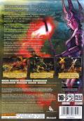 Sacred 2: Fallen Angel (Collector's Edition) Xbox 360 Other Keep Case - Back