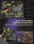 StarCraft Macintosh Inside Cover left side