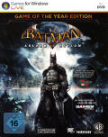 Batman: Arkham Asylum - Game of the Year Edition Windows Front Cover