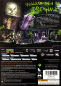 Batman: Arkham Asylum - Game of the Year Edition Windows Other Keep Case - Back