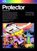 Protector VIC-20 Front Cover