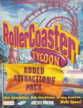 RollerCoaster Tycoon: Corkscrew Follies Windows Front Cover