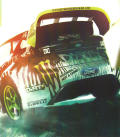 DiRT 3 PlayStation 3 Inside Cover Right