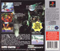 Final Fantasy VII PlayStation Back Cover