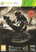 Halo: Combat Evolved Anniversary Xbox 360 Front Cover