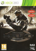 Halo: Combat Evolved Anniversary Xbox 360 Other Keep Case - Front