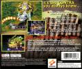 Contra: Legacy of War PlayStation Back Cover