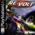 Re-Volt PlayStation Front Cover