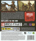 Red Dead Redemption: Game of the Year Edition PlayStation 3 Back Cover