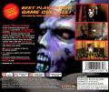 Resident Evil: Director's Cut PlayStation Back Cover