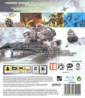 Call of Duty: Modern Warfare 2 PlayStation 3 Back Cover