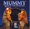 Mummy: Tomb of the Pharaoh Macintosh Other Jewel Case - Front