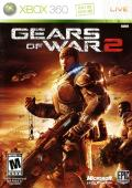 Gears of War 2 Xbox 360 Front Cover