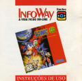 Sonic CD Windows Front Cover Alternative cover (Brazilian portuguese)