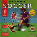 Olympic Soccer DOS Other Jewel Case - Front