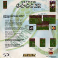 Olympic Soccer DOS Other Jewel Case - Inside