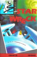 Star Wreck Commodore 64 Front Cover