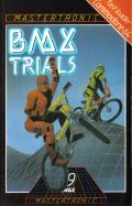 BMX Trials Commodore 64 Front Cover