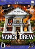 Nancy Drew: Alibi in Ashes Macintosh Front Cover