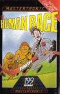 The Human Race Commodore 64 Front Cover