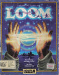 Loom Amiga Front Cover