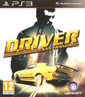 Driver: San Francisco PlayStation 3 Front Cover