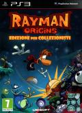 Rayman Origins (Collector's Edition) PlayStation 3 Front Cover