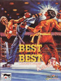 Best of the Best Championship Karate DOS Front Cover