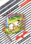 Thunderbirds Commodore 64 Front Cover