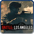 Battle: Los Angeles PlayStation 3 Front Cover