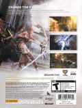 Final Fantasy XIII-2 (Collector's Edition) Xbox 360 Back Cover