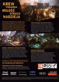 The Witcher 2: Assassins of Kings Windows Other Game keep case - back