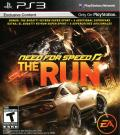 Need for Speed: The Run PlayStation 3 Front Cover