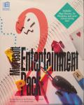 Microsoft Entertainment Pack 2 Windows 3.x Front Cover