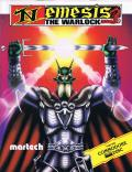 Nemesis the Warlock Commodore 64 Front Cover
