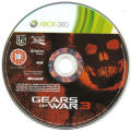 Gears of War 3 (Epic Edition) Xbox 360 Media