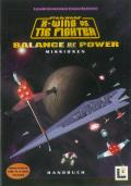 Star Wars: X-Wing Vs. TIE Fighter - Balance of Power Campaigns Windows Other Manual - Front