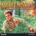 Secret Mission  DOS Other Jewel Case - Front