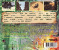 Secret Mission  DOS Other Jewel Case - Back
