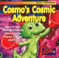 Cosmo's Cosmic Adventure: Forbidden Planet DOS Front Cover