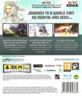 El Shaddai: Ascension of the Metatron PlayStation 3 Back Cover