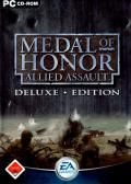 Medal of Honor: Allied Assault (Deluxe Edition) Windows Front Cover
