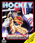 Hockey Lynx Front Cover