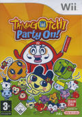 Tamagotchi: Party On! Wii Front Cover