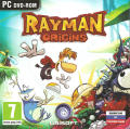 Rayman Origins Windows Other Jewel Case Front